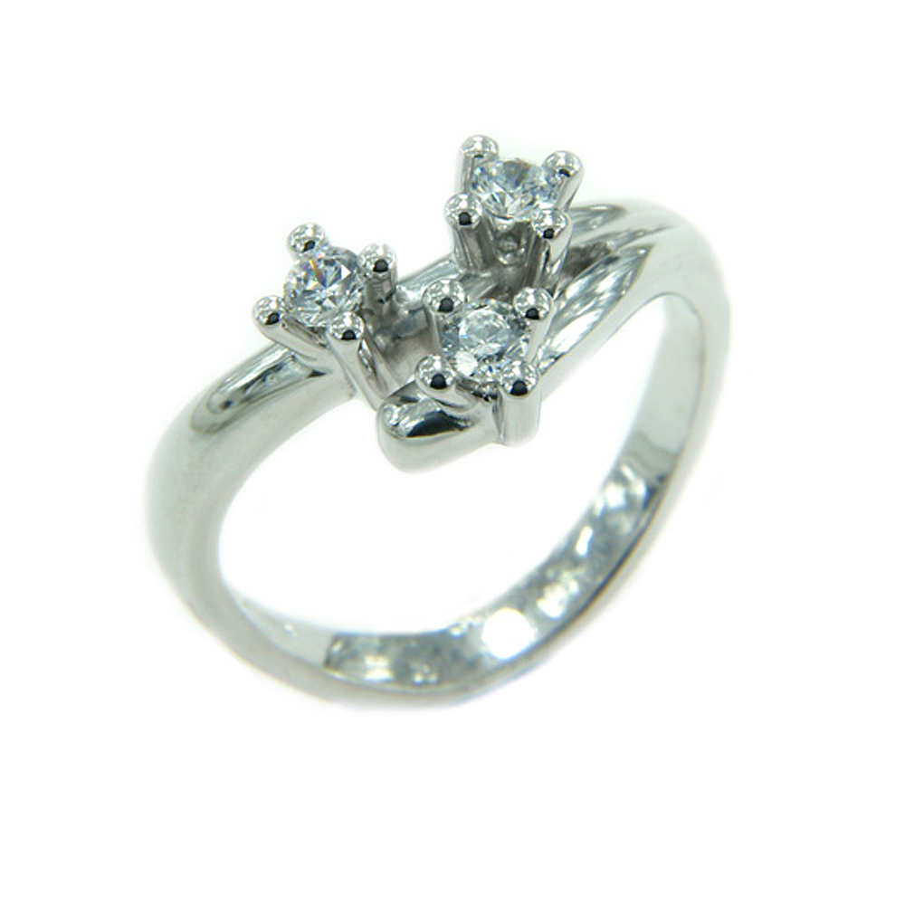 jewellers family jewellery platinum rings sapphire ring diamond from browns trilogy image