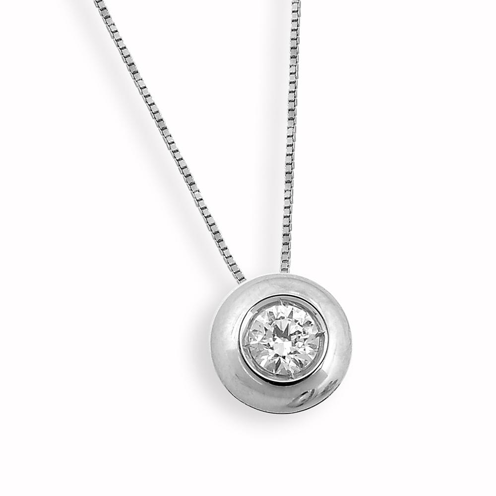 più recente fe373 e1e06 Rigel | Collane punto luce oro e diamanti artigianali in vendita | Collane