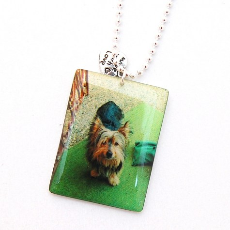 Toby - Necklaces bijoux with photos